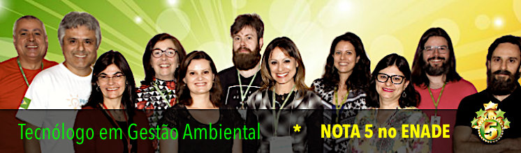 Melhor curso de Gestão Ambiental do Brasil